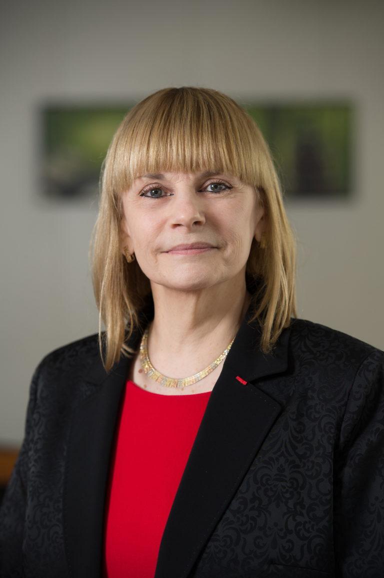 Mme Régine Diyani, Directrice de l'AIFE
